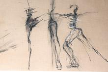ballet class. 2