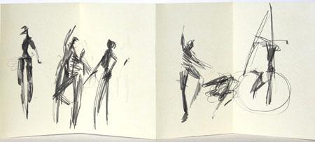 La La La Human Steps. New Work. Sally McKay