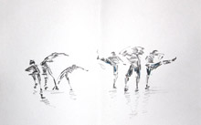 Thomas Tallis art/dance project wk 4