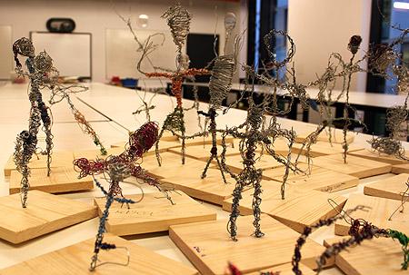 Thomas Tallis Art and Dance project. Week 5