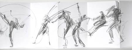 Russell Maliphant Company. The Rodin Project. 18