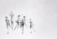 Thomas Tallis Art and Dance Project. Week 6