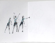 Thomas Tallis Art and Dance Project. Week 6