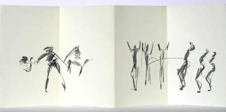 The Art of Not Looking Back. Hofesh Shechter