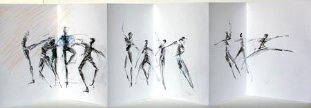 English National Ballet. class