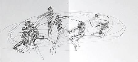 Tommy Franzen in Rodin Project