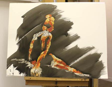 Jenny, The Rodin Project