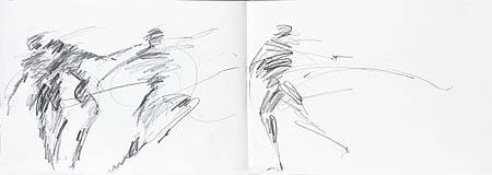 Yorke Dance Project rehearse with Anton Du Beke