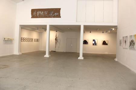 Sally McKay. Exhibition at No Format Gallery