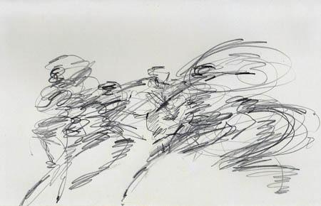 Theo Clinkard.Chalk.©