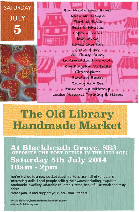 The Old Library Handmade Market