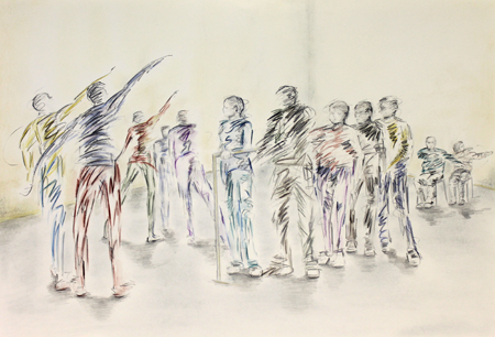 Parkinson's Dance.Sally McKay