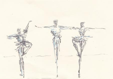 Ballet Black Cristaux b